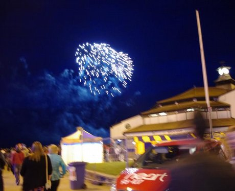 Friday Night Fireworks 22nd July