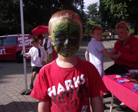Heart & Kingswood Leisure Centre Summer Party