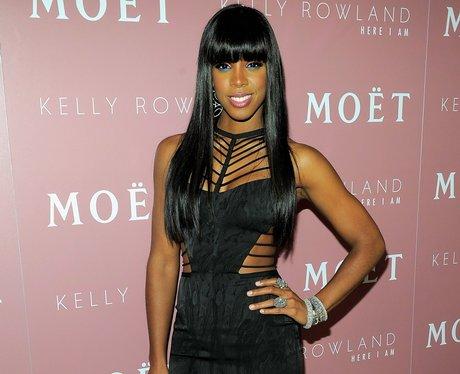Kelly Rowland 'Album' launch