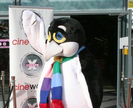 Mr Popper Penguins Red Carpet Premier MK