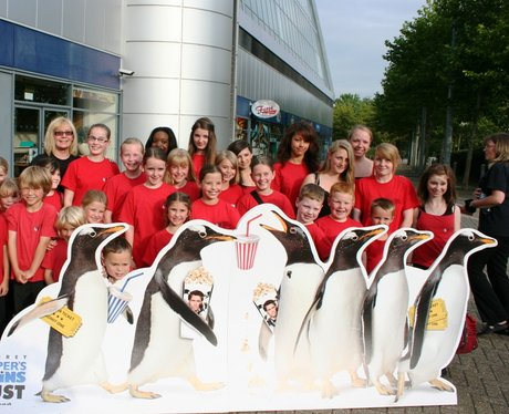 Mr Popper Penguins Red Carpet Premier MK