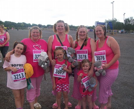 Race For Life - Westpoint