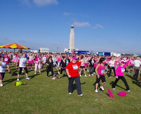 RFL Portsmouth - Before the Race