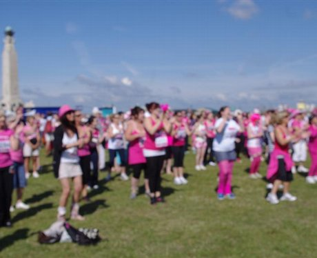 RFL Portsmouth - The Warm Up