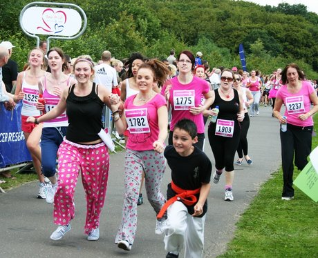 Stevenage Race for Life