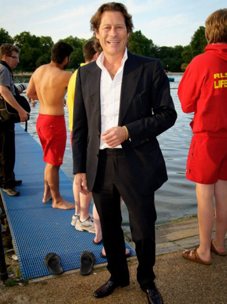 2011 International Best Dressed List Arpad Busson