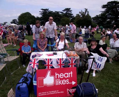 Battle Proms at Highclere Castle