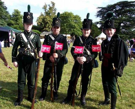 Battle Proms at Highclere Castle