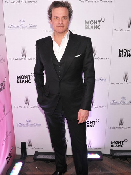 Colin Firth 2011 International Best Dressed List