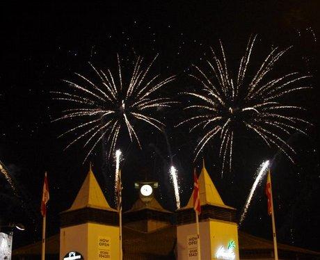 Friday Night Fireworks Week 2