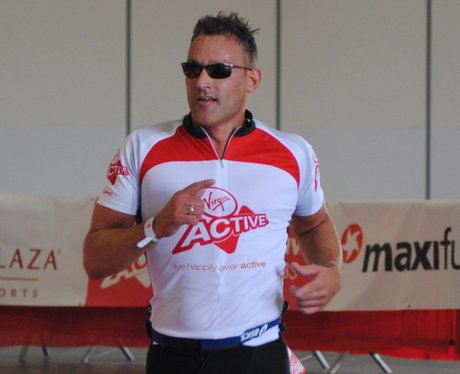 Toby Anstis London Triathlon