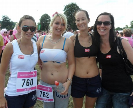 Canterbury Race For Life