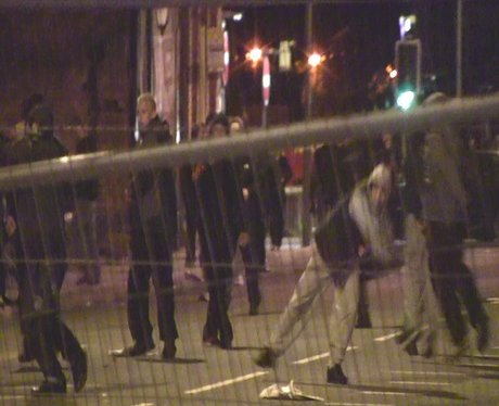 CCTV Image Liverpool disorder