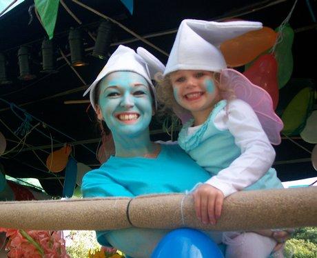 Combe Martin Carnival