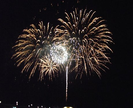 Friday Night Fireworks 5th August