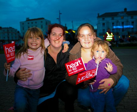 Great Yarmouth Fireworks WK3