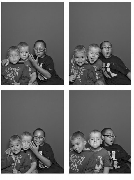 Hearts Photo Booth