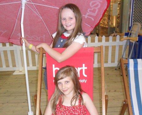 Milton Keynes Beach Party