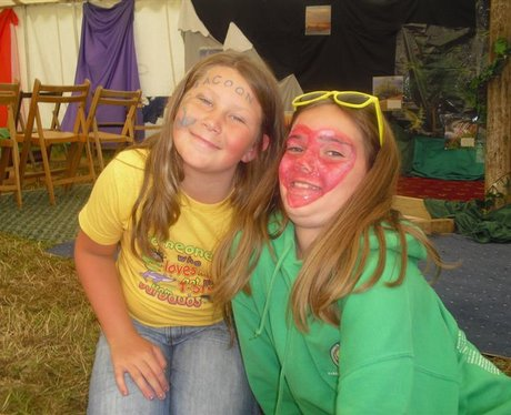 Summer Camp - Hants and Dorset Camp