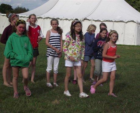 Summer Camp - Hants and Dorset Camp