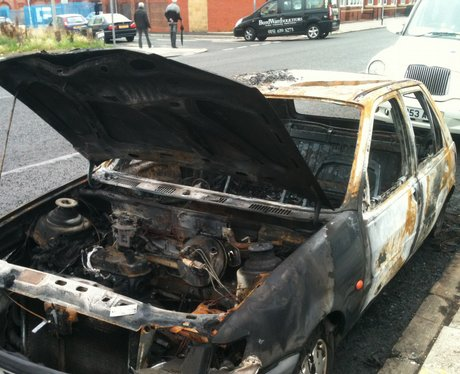 Violence in Birkenhead