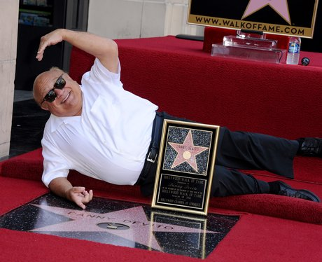 Danny DeVito on The Hollywood Walk of Fame