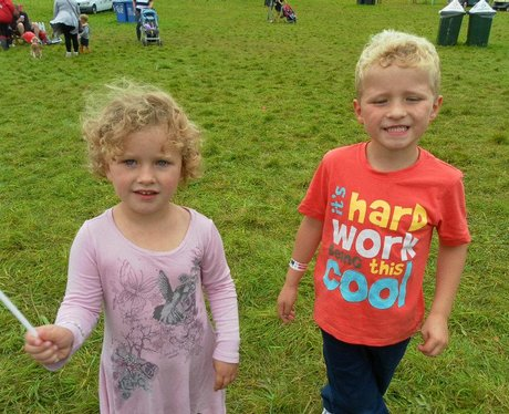 Bristol International Balloon Fiesta 2011 Saturday