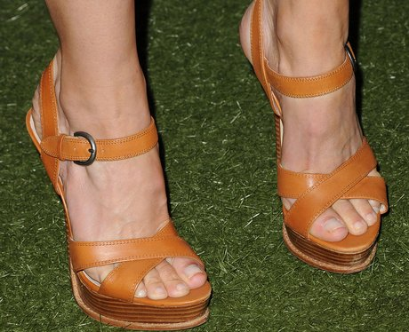 Celebrity Shoes Heart