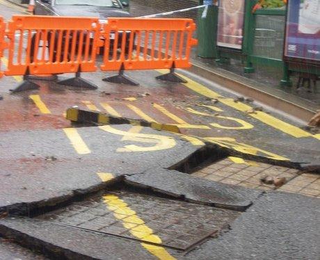 Flash Flooding: Dorset