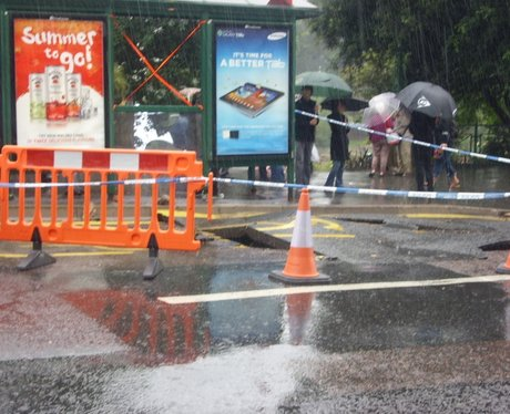 Flash Flooding: Dorset
