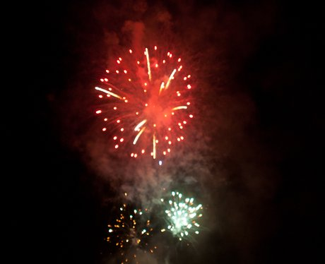Great Yarmouth Fireworks WK4