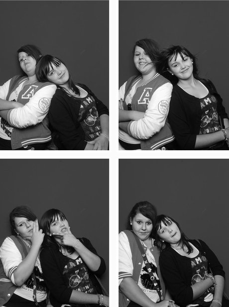 Heart's Photo Booth