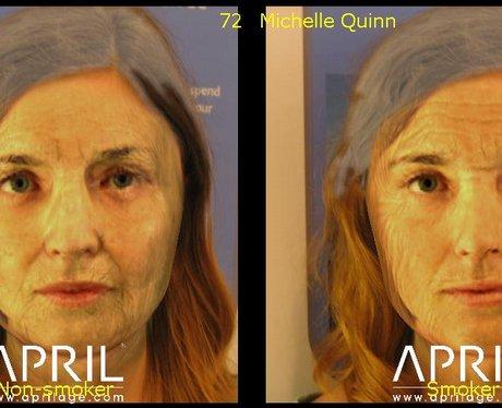 Michelle Quinn aged 72