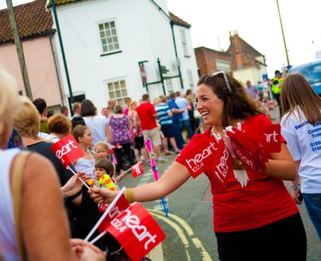 Beccles Carnival 2011