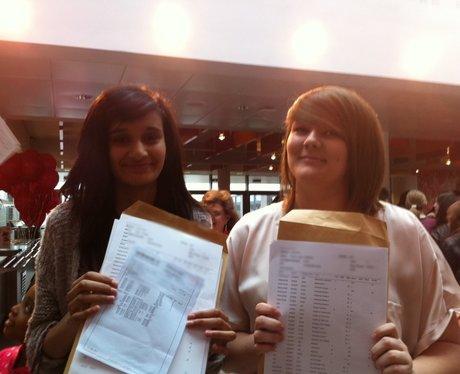 GCSE Results Barnfield