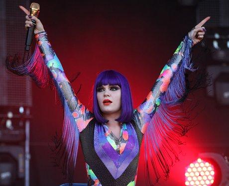V Festival 2011 jessie J
