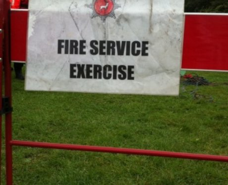 Olympic Fire Service Training