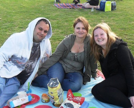 Open Air Film Festival Campbell Park