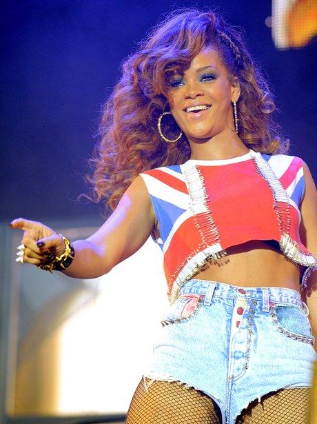 No.8: Rihanna