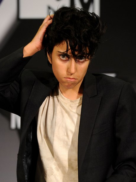 2011 MTV VMAs Arrivals - Lady Gaga