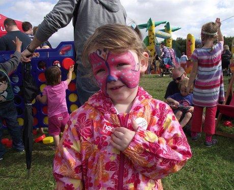 Bristol International Kite Festival Saturday