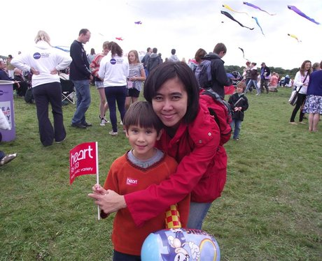 Bristol International Kite Festival Saturday