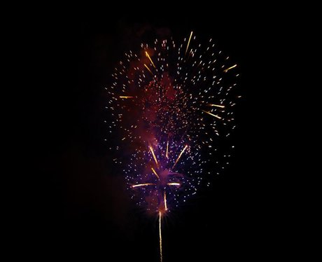 Great Yarmouth Fireworks WK6 2011