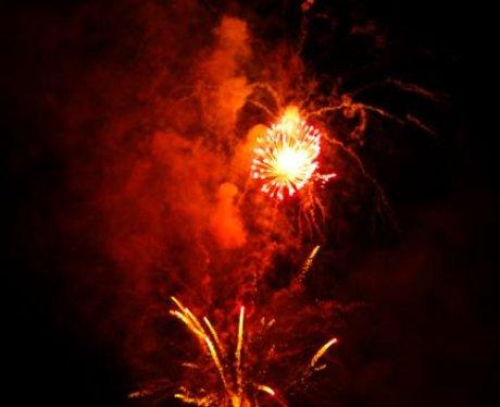 Great Yarmouth Fireworks WK6 2011