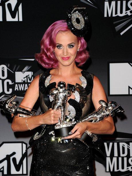 Katy Perry Winner VMAs