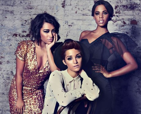 The Saturdays 'Look Magazine'