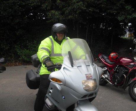 Motorbike Rideout Purbrook Park School