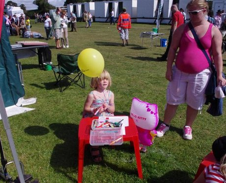 The Dorste County Show Part Two
