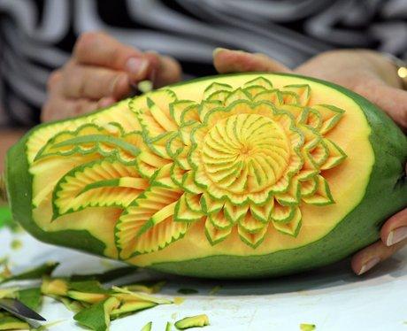 vegetable carvers