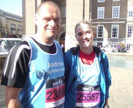 Bristol Half Marathon 2011